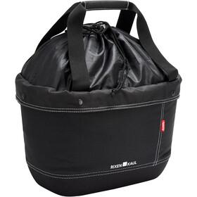 KlickFix Shopper Alingo Torba na bagażnik, black